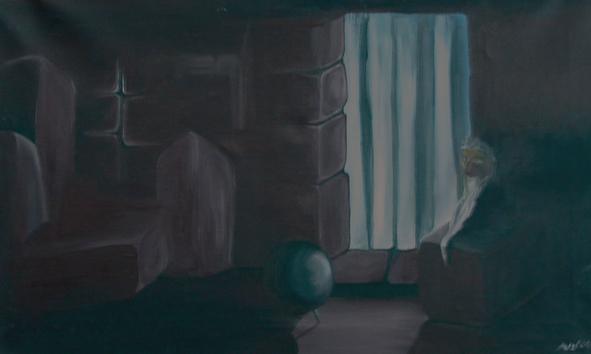 Filósofo às escuras