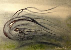 A invisível armada disfarçada de baleia