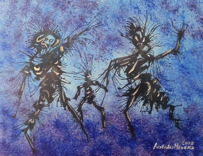 A dança da lua 4
