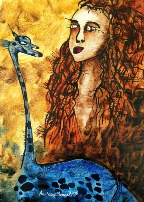 Alice e a girafa